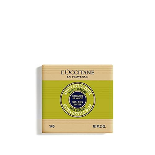 L\'occitane – Sheabutter Seife Verbene – Frei Von Palmöl – Gesicht Und Körper – 100 G