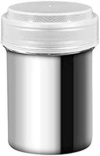 Stainless Steel Chocolate Shaker Icing Sugar Powder Cocoa Flour Coffee Sifter Cooking Tools medium
