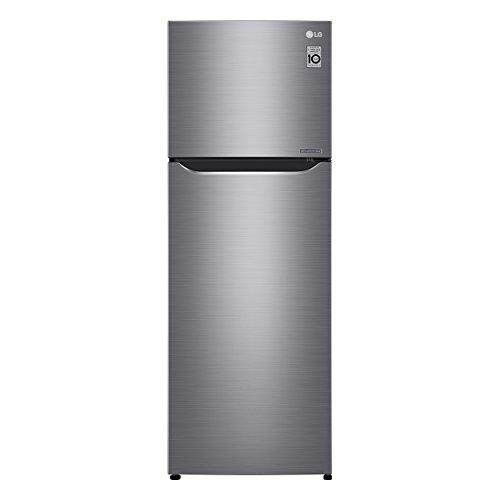LG LT32BPP Refrigerador Top Mount, color Plata, 11 Pies