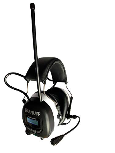 3M BLUETOOTH SNR 24db Digital Radio Gehörschutz Kopfhörer - 2