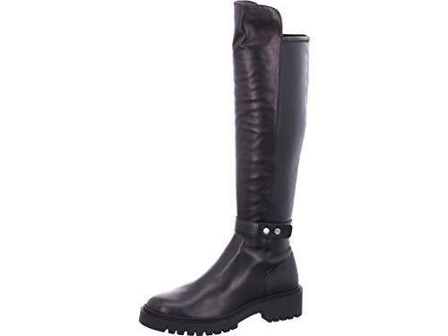 Unisa Galve Botas Mujeres Negro - 40 - Botas Urbanas Shoes
