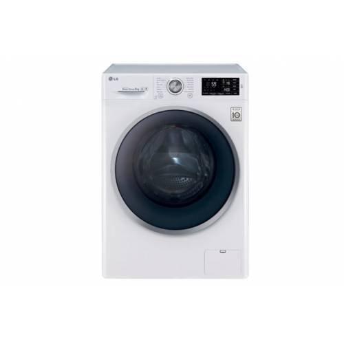 LG FH2U2TDN1 Libera installazione Carica frontale 8kg 1200Giri/min A+++-40% Bianco lavatrice