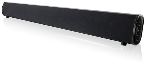 Best Price iLive IT302B 2.1 Channel Stereo Sound Bar with FM Radio(Black)