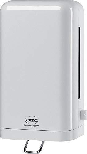 wepa 331100 Professional Pump-Seifenspender manuell, weiß