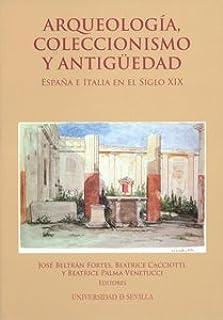 Arqueología, coleccionismo y antigüedad: España e Italia en el Siglo XIX: 62 Colección Actas: Amazon.es: Beltrán Fortes, José: Libros