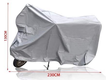 Funda Moto, Cubierta Exterior, plástico Cubre Motocicleta