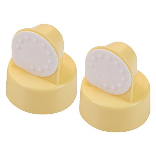Medela Spare Valves and Membranes, 2 Sets, Authentic Medela Replacement Parts Designed for All Medela Breast Pumps Except Sonata and Freestyle, Made Without BPA