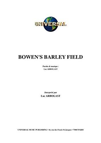 BOWEN\'S BARLEY FIELD