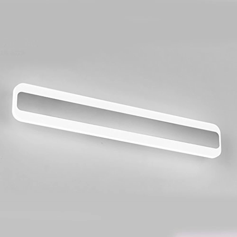 Badspiegel Lampe Badezimmer Spiegel Schrank LED Anti - Fog Badezimmer Spiegel Vorne Lichter Spiegel ScheinwerferA+ ( gre   16W (Weiß light 50cm) )