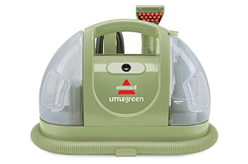 Product Image of the Bissell Multi-Purpose Portable Carpet and Upholstery Cleaner, 1400B, Green