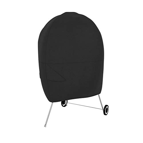 AmazonBasics Charcoal Kettle Grill Barbecue Cover, Black