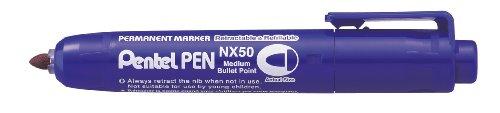 Pentel NX50-CO Knstlerpapier Mi-Teintes Schwarz