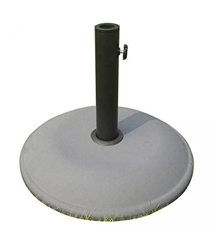 PAPILLON 8091080 Base Sombrilla Cemento 16 kg / 400 mm