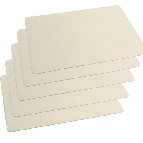 """PFT 5X Sheets of Tattoo Practice Skin, XLarge Size 8""""x12"""", 5 Count"""