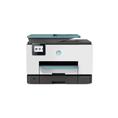 HP OfficeJet Pro 9025 Multifunktionsdrucker (HP Instant Ink, A4, Drucker, Scanner, Kopierer, Fax, WLAN, LAN, Duplex, HP ePrint, Airprint, mit 6 Probemonaten HP Instant Ink Inklusive) Oasis