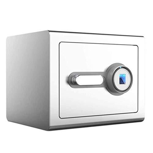 HIZLJJ Plaza de Cajas Fuertes y cerraduras de Puerta - Caja Fuerte Resistente al Fuego de Seguridad de Acero con Cerradura Digital, antirrobo Función fácil de Limpiar