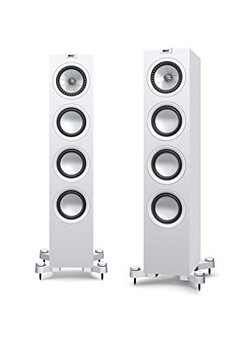 KEF Q550 Floorstanding Speaker (Each, White)