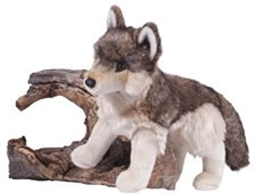 Smoke Wolf by Douglas Cuddle Toys