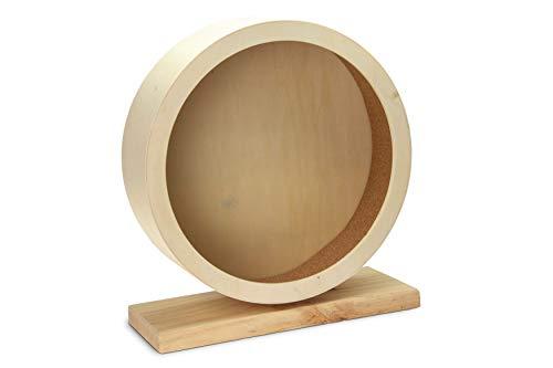 Karlie Holz Laufrad Bogie Wheel Kork, Diameter 28,5 cm