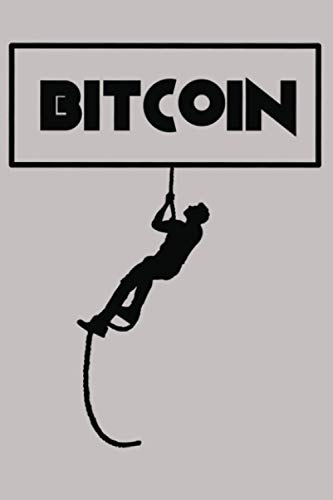 Bitcoin: Crypto Notebook, Cryptocurrency Gift Idea for Any Occasion, Journal for Bitcoin miners, Traders and Lovers of Crypto currency, To the Moon