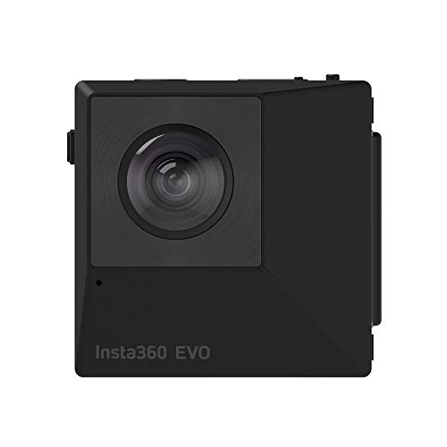 Insta360 EVO, 180 3D and 360 Foldable Camera