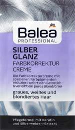 Balea Professional Farbkorrekturcreme Silberglanz, 1 x 20 ml