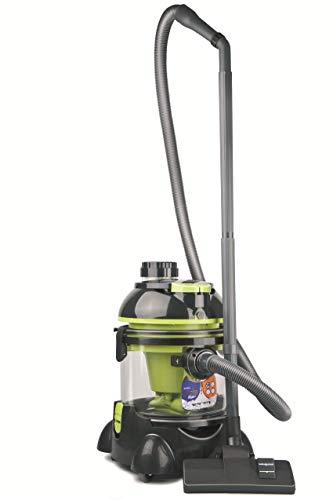 arnica Hydra Rain All in One | Teppich & Polsterreiniger | Extrahiergerät | Nass Sauger | Waschsauger | Staubsauger mit Wasserfilter | Allergiker Freundlich |