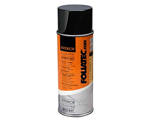Foliatec 2001 Interior Color Spray alpinaweiss matt, 400 ml