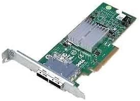 DELL 7RJDT Dell 6Gbps Non-RAID SAS / Serial Attached SCSI HBA External Cont