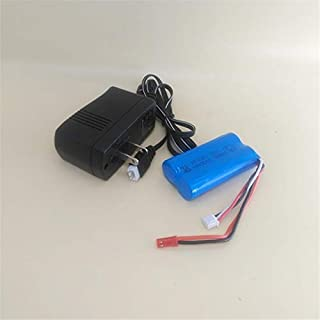 Part & Accessories Charger Adapter 7.4V Battery US Plug MJX F-SERIES F-45 F45 F645 T23 T55 hq848 9053 9101 R/C Helicopter Spare Parts Accessories - (Color: Charger)