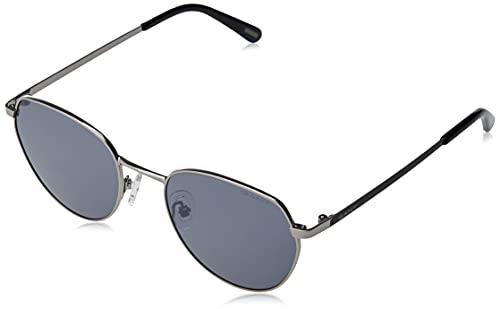 Gant GA7109 Gafas, Gris/Negro, Talla única para Hombre