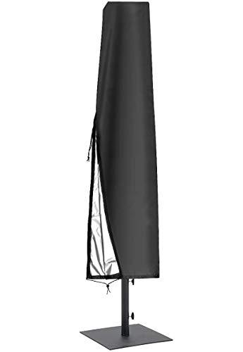 SanGlory Sonnenschirm Schutzhülle 420D Universal-Hülle für Ø 300cm Standschirm und Gartenschirme,Outdoor Abdeckung für Sonnenschirm/Regenschirm, Ampelschirm Hülle wasserdichte,190 x 50 x 30 cm