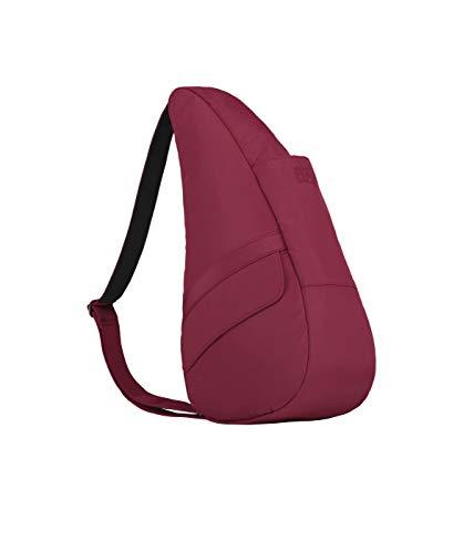 AmeriBag Classic Healthy Back Bag tote Microfiber Small (Garnet)