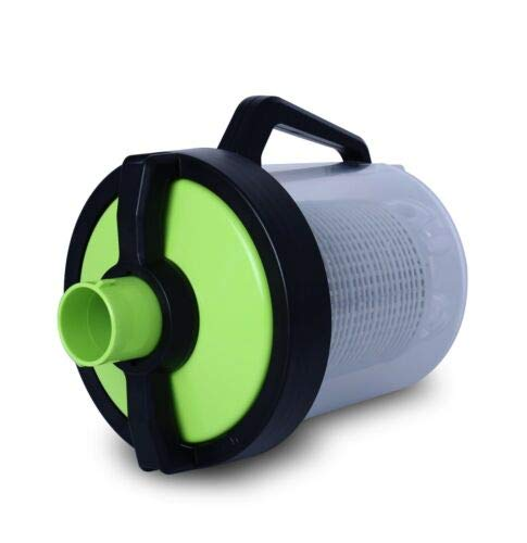Amazing Deal ZQQ Replacemen K918CBX Leaf Canister for Above Ground Swimming Pool Suction-Side Cleane...