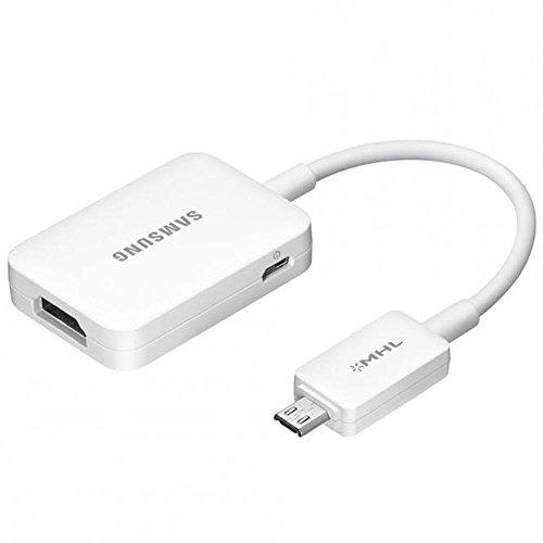 Samsung HDMI-Adapter (kompatibel mit Galaxy S4 und Galaxy Note 8.0), weiß
