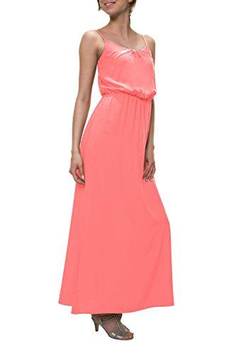 ONLY dames maxi-jurk dragerjurk slip jurk zomerjurk basic