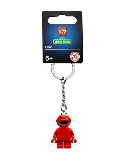 LEGO Sesame Street Elmo Minifigure Llavero 854145