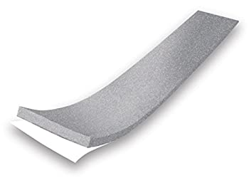 WJ Dennis & Company 304 Campermount Foam Tape 1-1/4-Inch x 3/16-Inch x 30-Foot Grey
