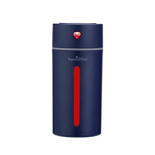 SUNHAO Humidificateur Diamant Coupe USB Mini Sept Lanterne Voiture Purification de Bureau Humidificateur hydratant