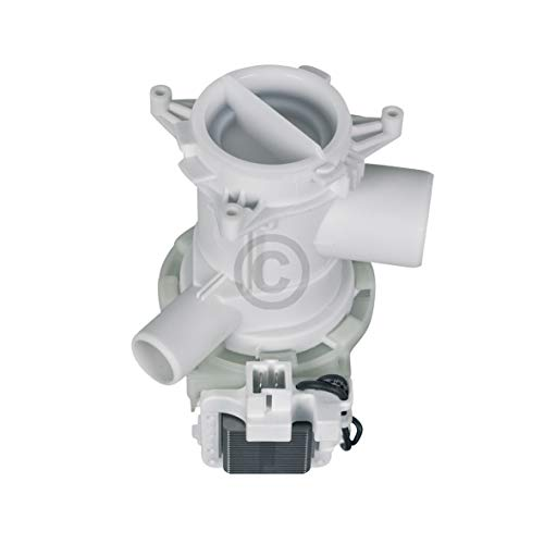 Arçelik Beko 2840940100 ORIGINAL Ablaufpumpe Laugenpumpe Magnetpumpe Wasserpumpe Schmutzwasserpumpe Entleerungspumpe Magnettechnikpumpe Pumpe Linkslaufpumpe Linkslauf 30W Waschmaschine auch Blomberg
