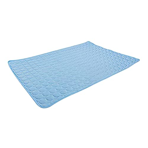 HFDGDFK Large Refreshing Ice Pad Pet Ice Pad Mat Non-toxic Summer Sleep Bed Suitable for Puppy Pet Cats Puppy