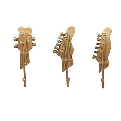 LMH 3 UNIDS/Set Guitar GUITARIA Cabeza DE VIOLIZADA DE LA Pared HOTY HOTY HOTANDO DE LA Tabla DE LA Total DE LA Total DE LA Total (tamaño : A)