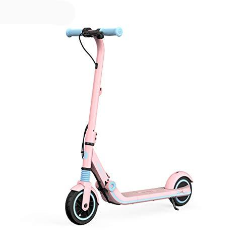 Patinete Adultos, 2 Ruedas Scooter eléctrico, Adecuado for niños y Adolescentes, niños...