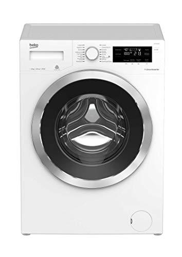 Beko WTY101434CI lavatrice Libera installazione Caricamento frontale Bianco 10 kg 1400 Giri min A+++