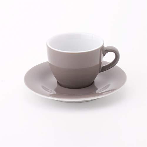KAHLA Kaffeegedeck 2-tlg. Pronto Colore Kaffeeservice Geschirr NEU OVP taupe, 0,16 Liter