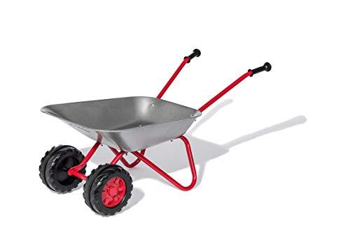 Rolly Toys Schubkarre rollyMetallschubkarre (mit Doppelrad, komfortable Griffe, bis zu 25 kg belastbar, ab 2 ½ Jahren) 271849