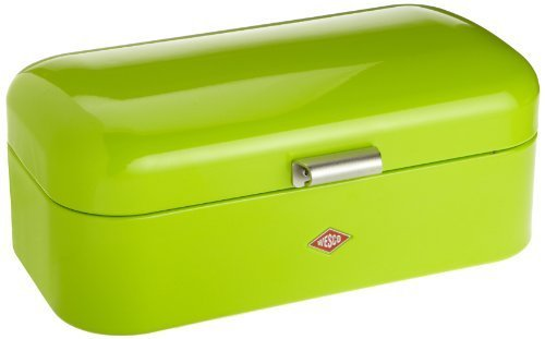 Wesco Full Size Grandy Bread Box (Lime Green) by Wesco