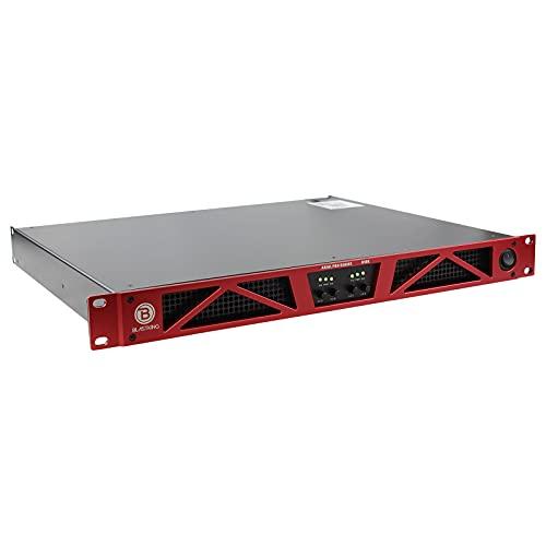 Blastking D10K 10000 Watt 4 Channel Class-D Professional Power Amplifier