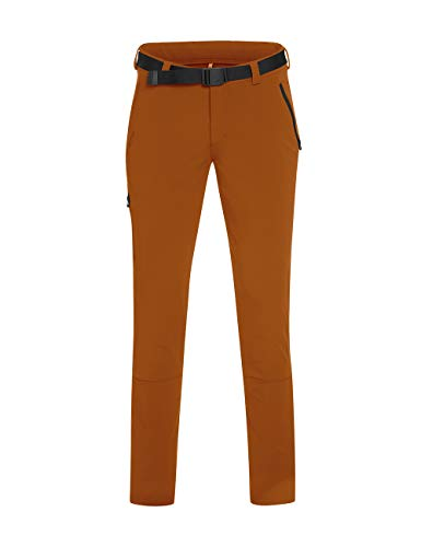 Maier Sports Herren Naturno Slim Outdoorhose, Pumpkin Spice, 52