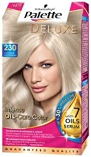 Palette Deluxe Color Hair Colour Dye 230 White Gold Blond by Schwarzkopf